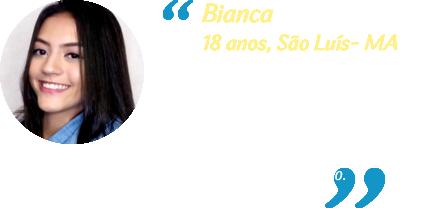 Depoimento Bianca